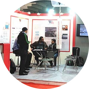 DECA Attend Fensterbau Frontale India Trade Show