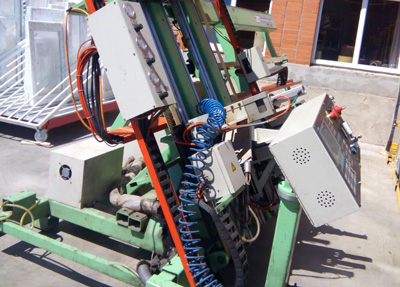 Russia Customer Bought Accessories of Automatic Welding Machine