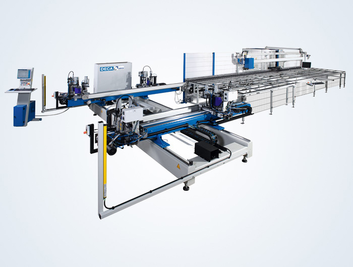 High Grade Auto Welding/Cleaning Production Line DS- Single Quality Line-H-4JC