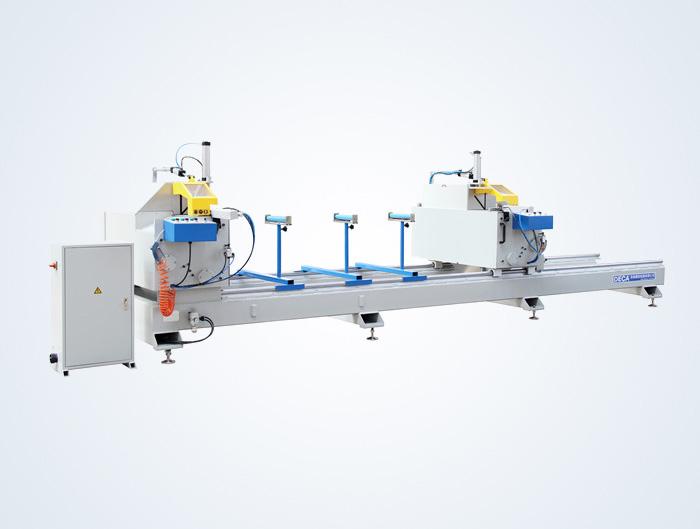 Double Mitre Saw LJZ2F/LJZ2FC/LJZ2F-CNC/LJZ2FJ-CNC-500×5000