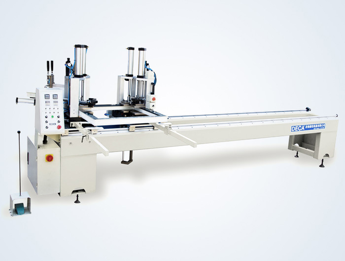 Two Head Seamless Color Profile Welding Machine SHZ2HA-260×4000